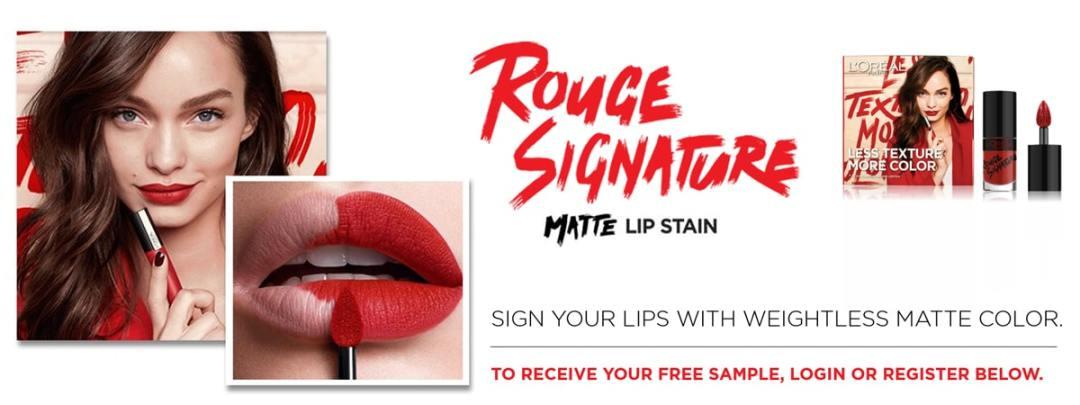 free-loreal-paris-usa-lipstick