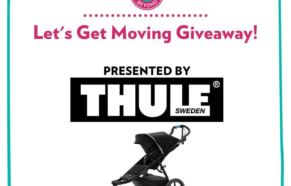 Let's Get Moving Giveaway