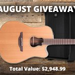 Takamine Garth Brooks Guitar & PA Giveaway