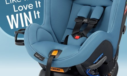 Chicco NextFit Car Seat Giveaway