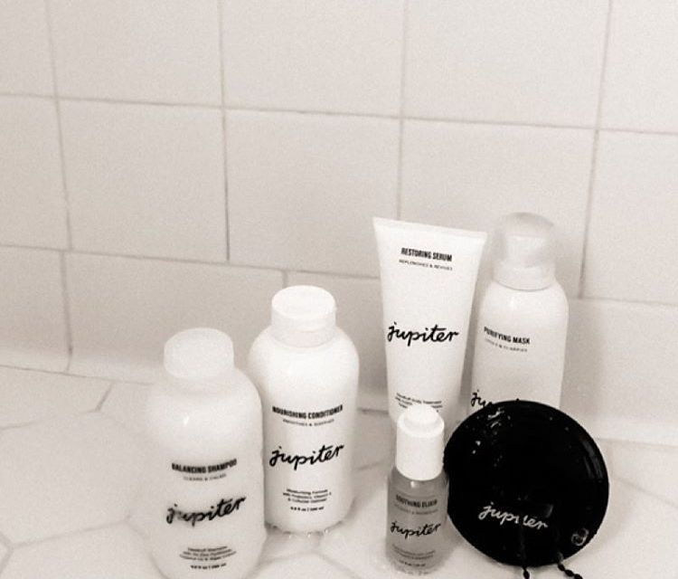 FREE Hello Jupiter Haircare Sample Box