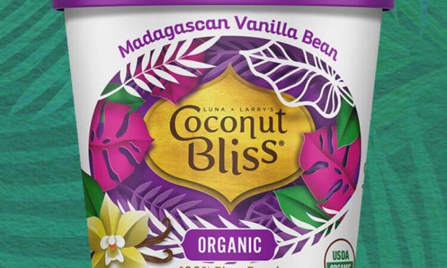 Free Coconut Bliss Ice Cream
