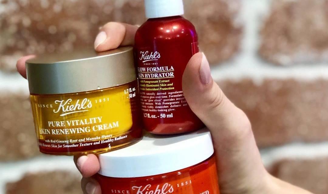 Free Kiehls Skin Care Prize Pack