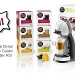 Win a Nescafe Dolce Gusto Mini Me Starter Kit