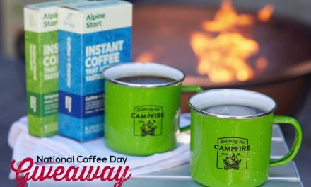 Duraflame National Coffee Day Giveaway
