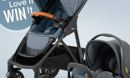 Chicco Gear Corso LE Travel System Giveaway