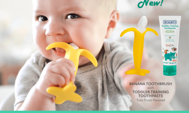 FREE Dr Talbot Toddler Toothpaste and Toothbrush