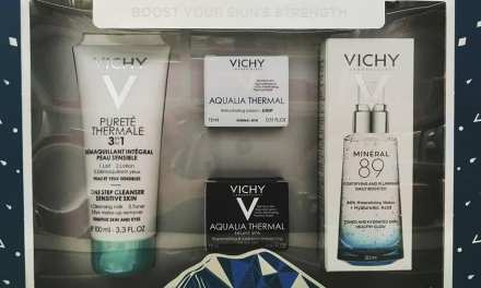 FREE Vichy Face Moisturizer Box
