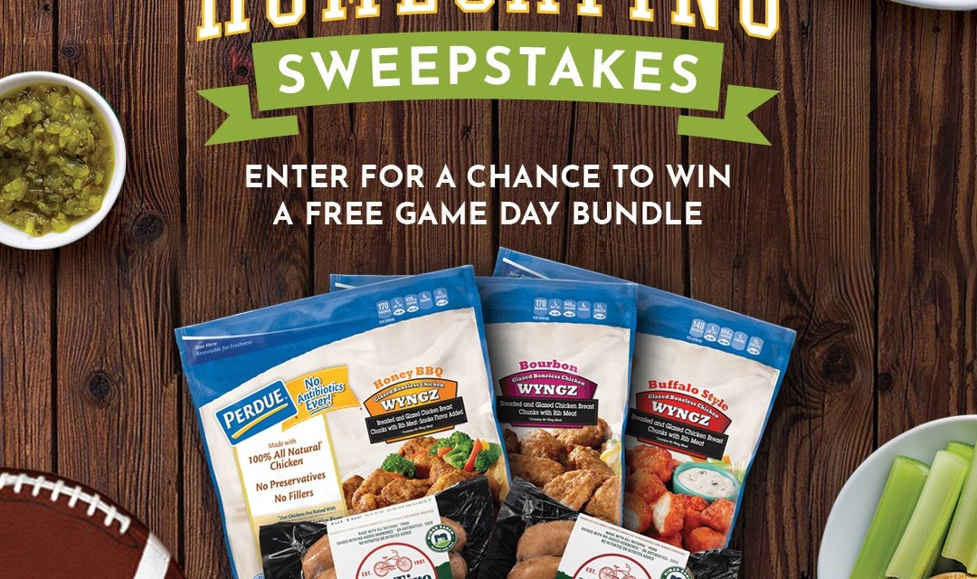 Perdue Farms Homegating Giveaway
