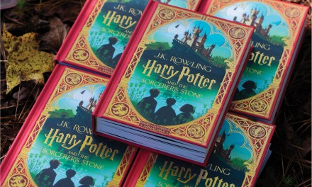 Illustrated Harry Potter and the Sorcerers Stone Giveaway