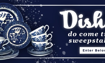 The INSP Dishes Do Come True Sweepstakes