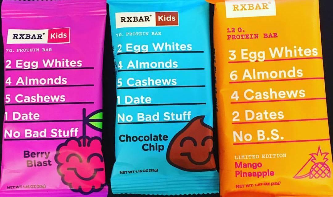 FREE RX Kids Bar Samples