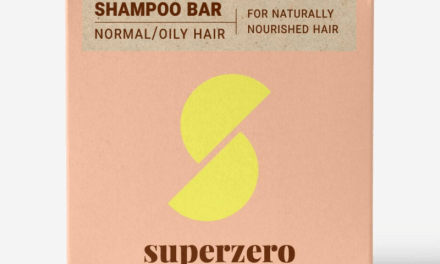 Free Superzero Shampoo Bar