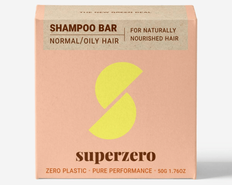 Free Superzero Shampoo Bar