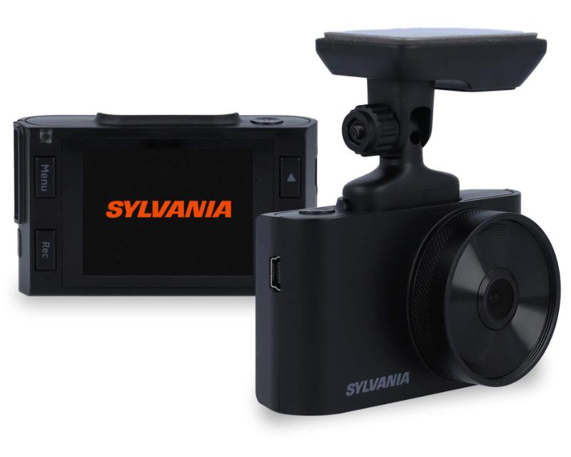 Free Sylvania Dash Camera