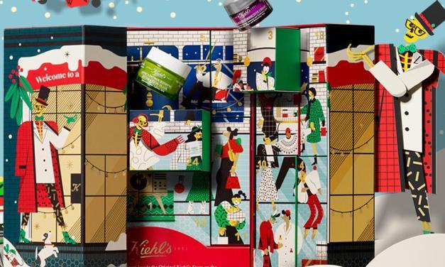 Free Kiehls Advent Calendar