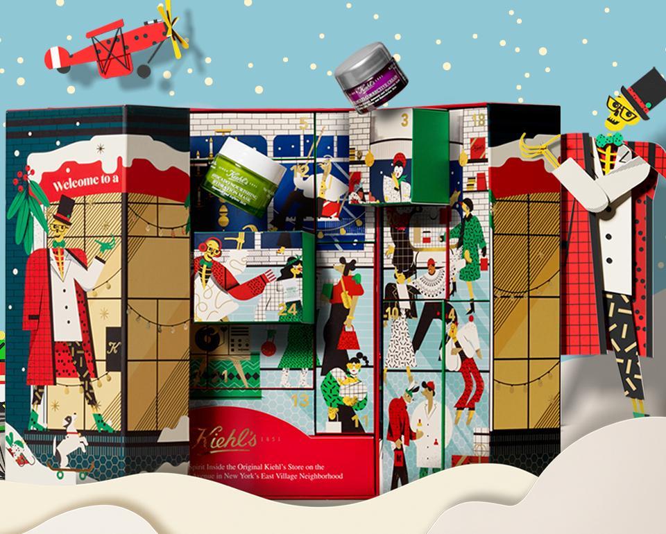 free-kiehls-advent-calendar