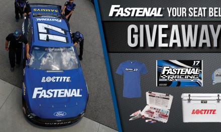 Fastenal Your Seat Belts Giveaway