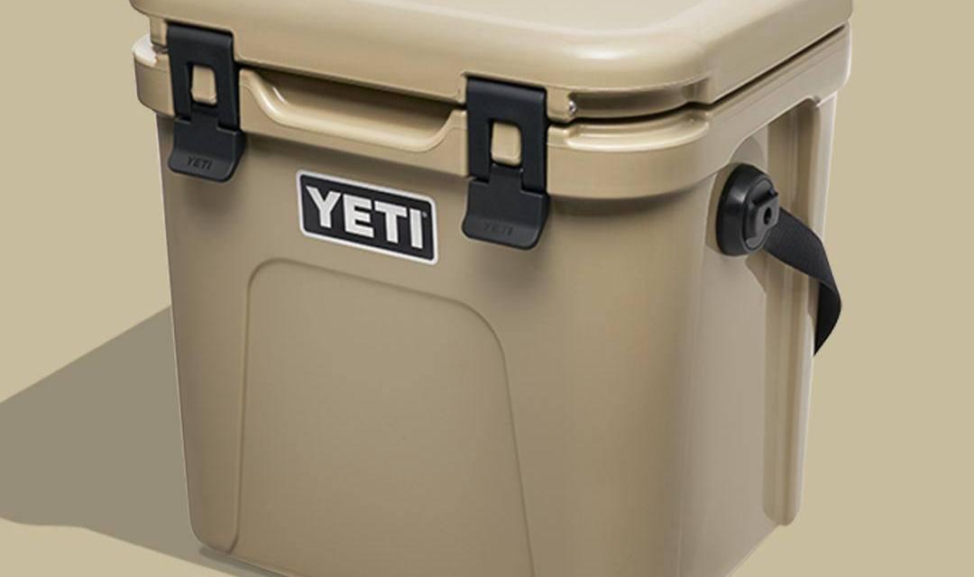 Free YETI Roadie Hard Cooler