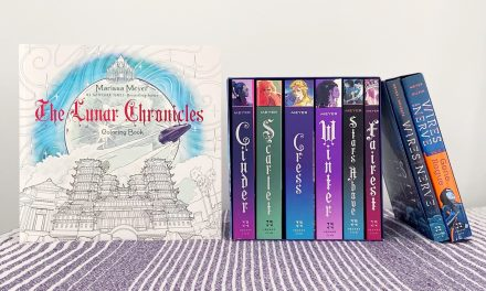 The Lunar Chronicles Binge Read Sweepstakes