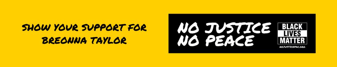 free-no-justice-no-peace-sticker