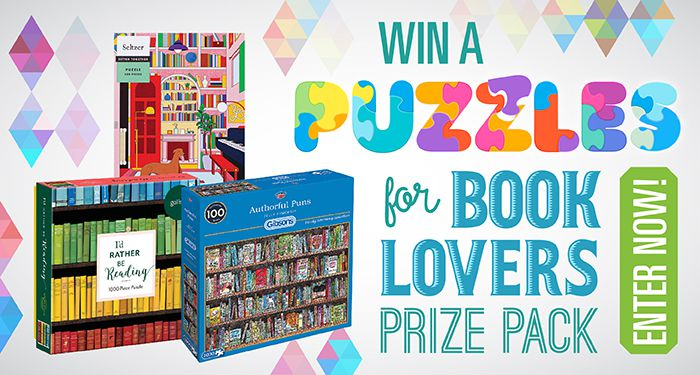Book Lovers Puzzles Giveaway