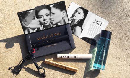 Morphe Daisy Marquez PR Box Giveaway