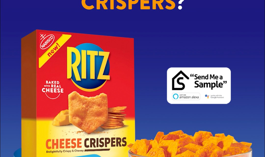 FREE RITZ Cheese Crispers