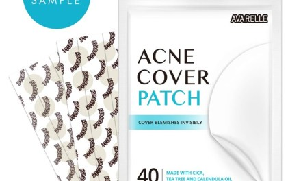 Free Acne Cover Patch Sample
