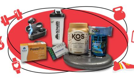 Get Fit Essentials Prize Giveaway