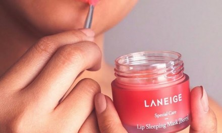 FREE LANEIGE LIP SLEEPING MASK BERRY SAMPLE