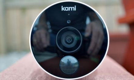 Kami Wire Free Outdoor Camera Giveaway