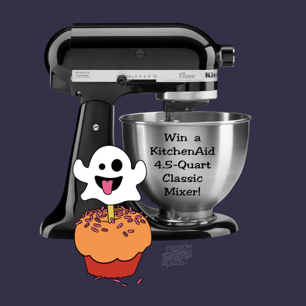 Imperial Sugar and Dixie Crystals Scary Scramble Recipe Contest