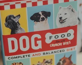 Free Bob and Lush Dog Food