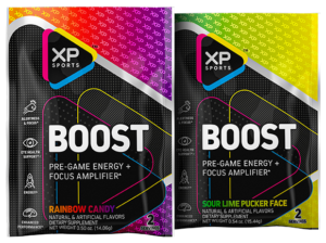 FREE XP Sports Boost Energy Samples