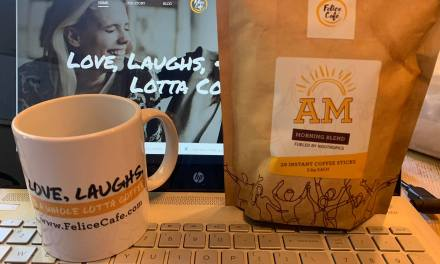 FREE Felice Café AM Morning Blend Sample