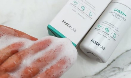 FREE Green Lacto Bubble Gentle Exfoliator