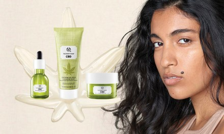 "Free ""The Body Shop"" CBD Skincare Products"