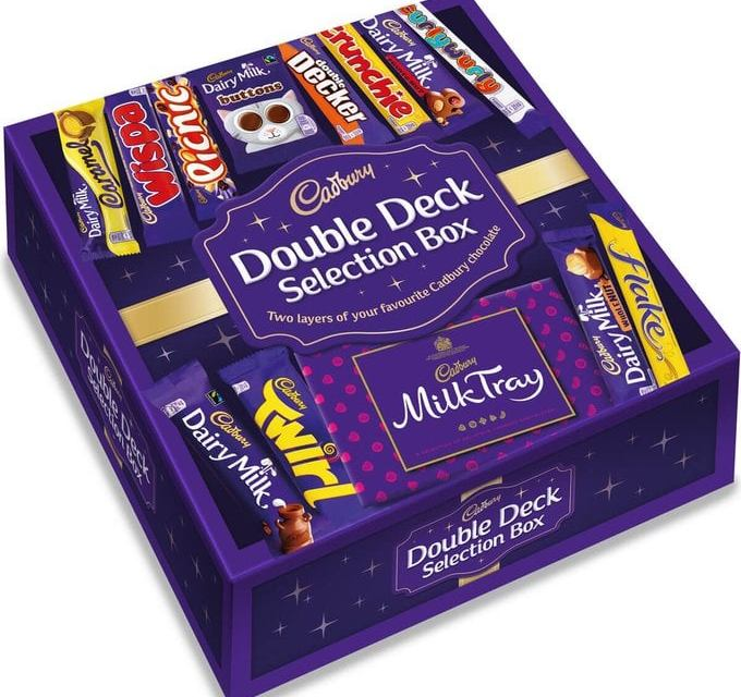 Free Cadbury Selection Box