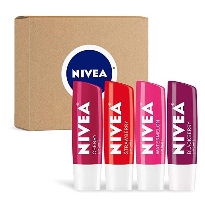 free-4pack-of-nivea-tinted-lip-balm