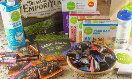 Free Kroger Treasure EmporiYUM Snack Sample Box