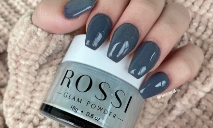 Free Rossi Glam Powder Box