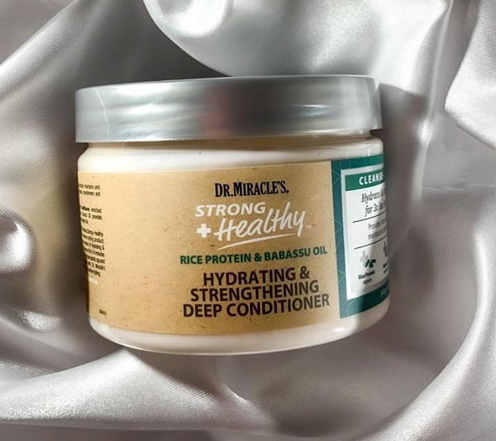 Free Full-Size Dr. Miracle's Deep Conditioner
