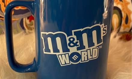 Free M&M Mug