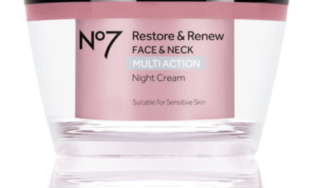 Free No7 Restore and Renew Face and Neck Night Cream