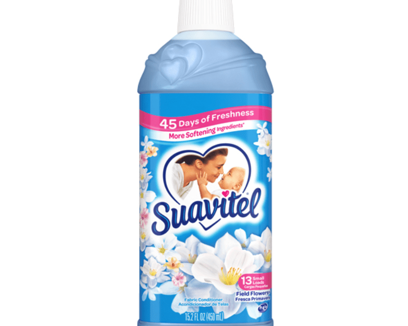 Free Suavitel Fabric Softener