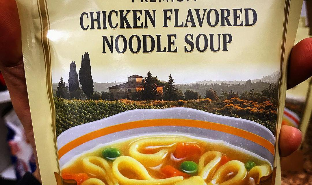 Free RAO's Chicken Noodle Soup