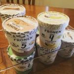 Free Frönen Ice Cream Box