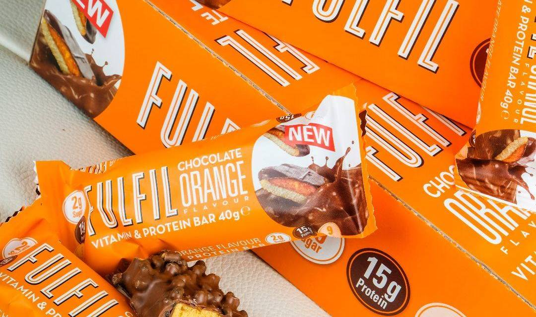 Free Fulfil Protein Bar Box