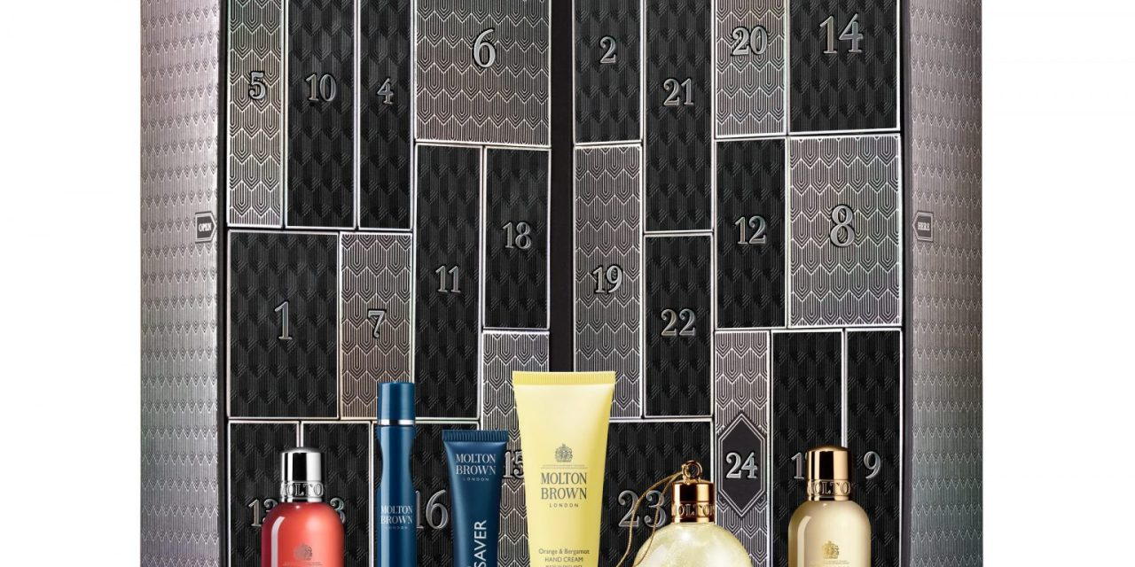 Free Molton Brown Advent Calendar